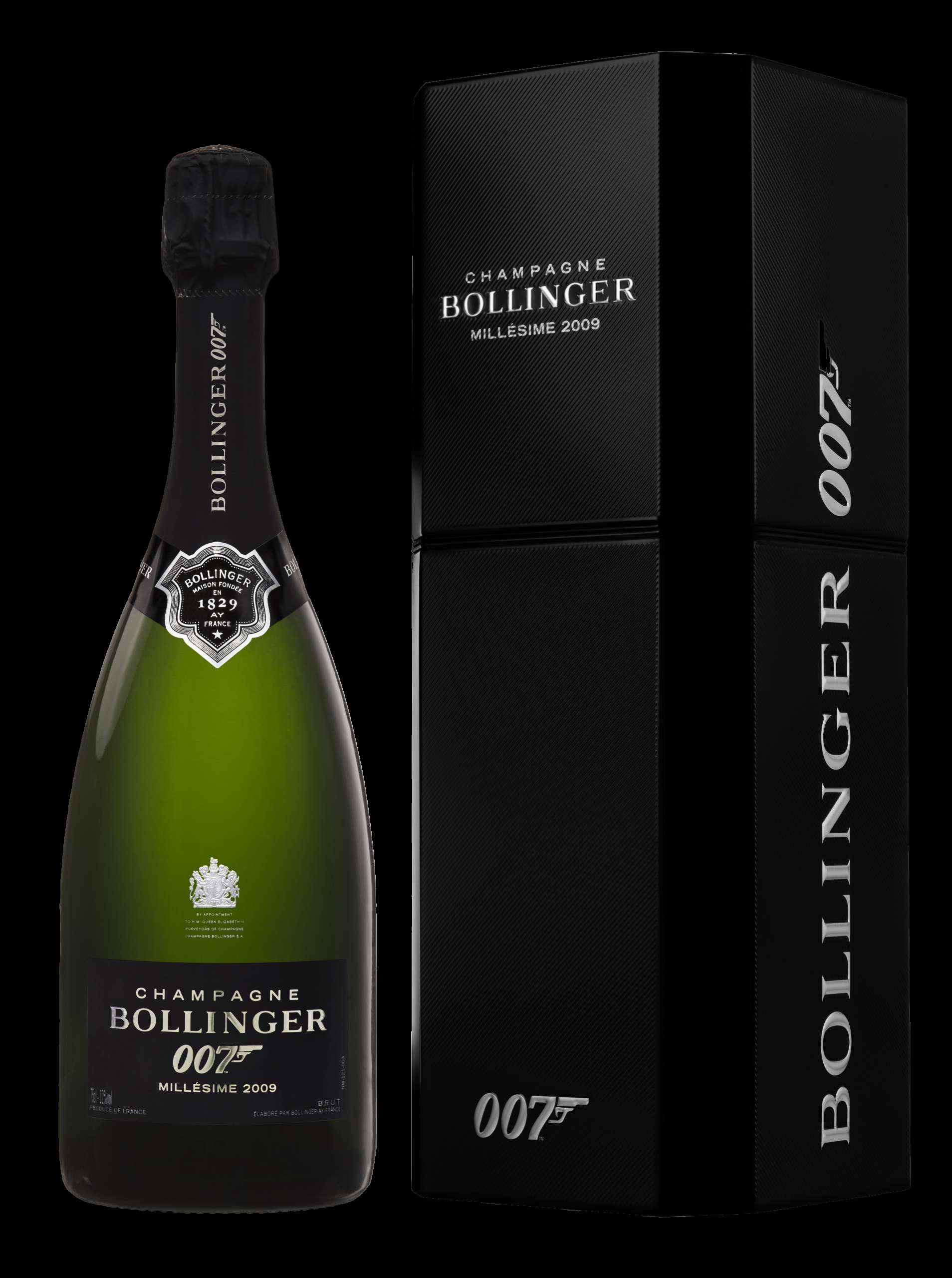 Знаменитое шампанское дома боллинджер (вollinger)