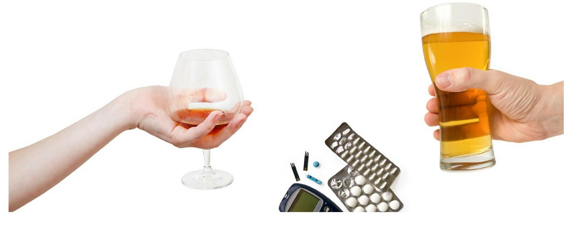 Можно ли пить алкоголь при сахарном диабете и какой напиток предпочтительнее?