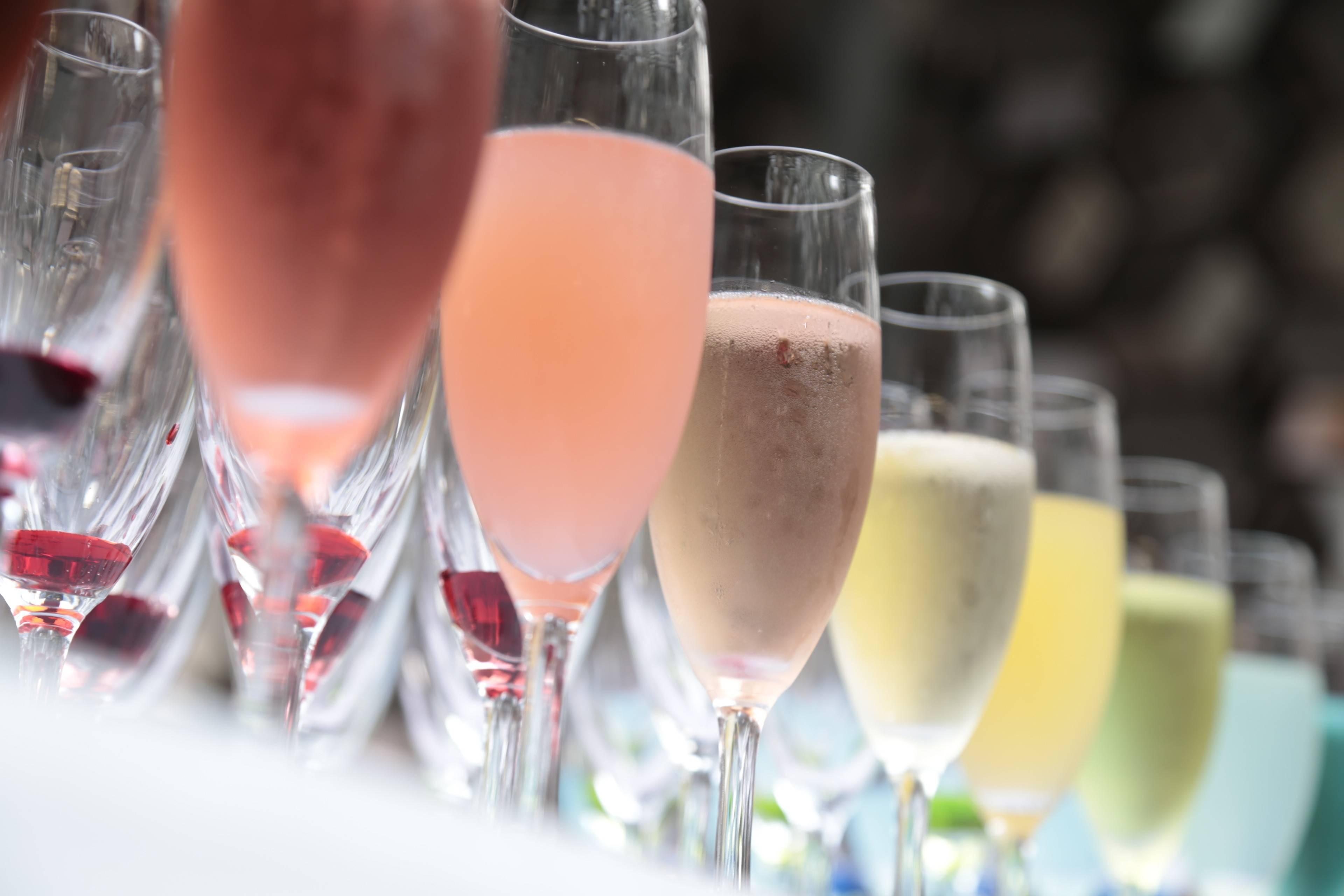 Коктейли с шампанским в домашних условиях - лучшие рецепты