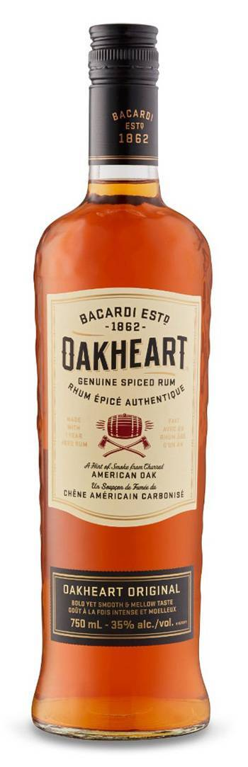 Обзор рома bacardi oakheart (бакарди оакхарт)