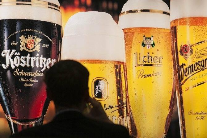 Особенности немецкого пива: виды, сорта, лучшие марки