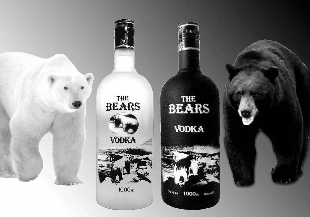 """Водка """"медведь"""": описание, цена, отзывы и история"""