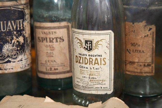 История водки: кто ее придумал и когда появился стандарт. как родился миф о создании менделеевым водки