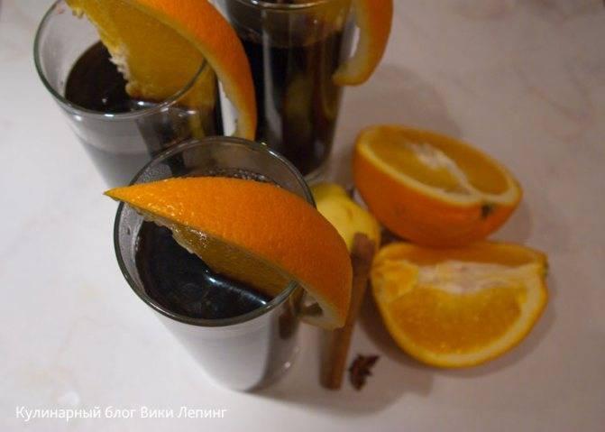 Безалкогольный глинтвейн в домашних условиях – 5 рецептов