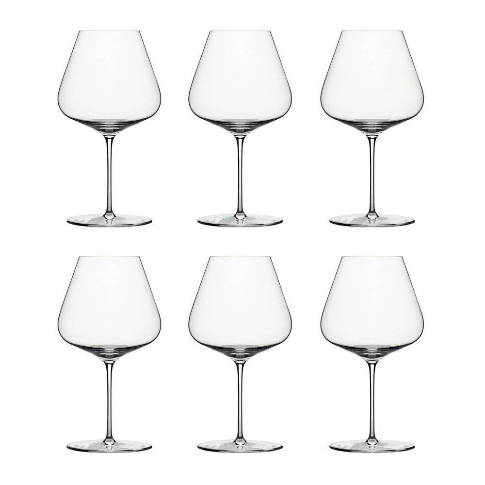 Бокалы для белого и красного вина, характеристики, названия, материалы