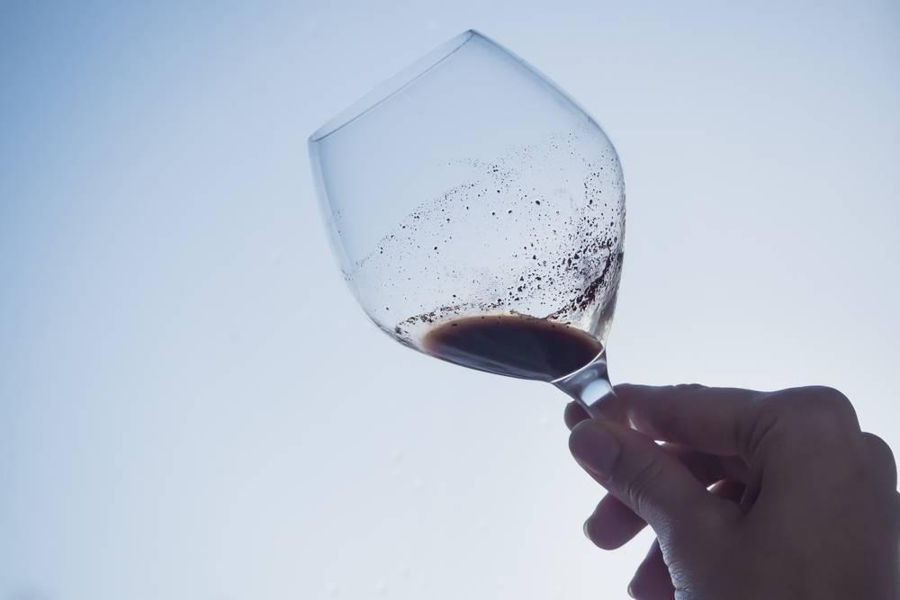 Вино выпало в осадок ⋆ рецепты домашнего алкоголя