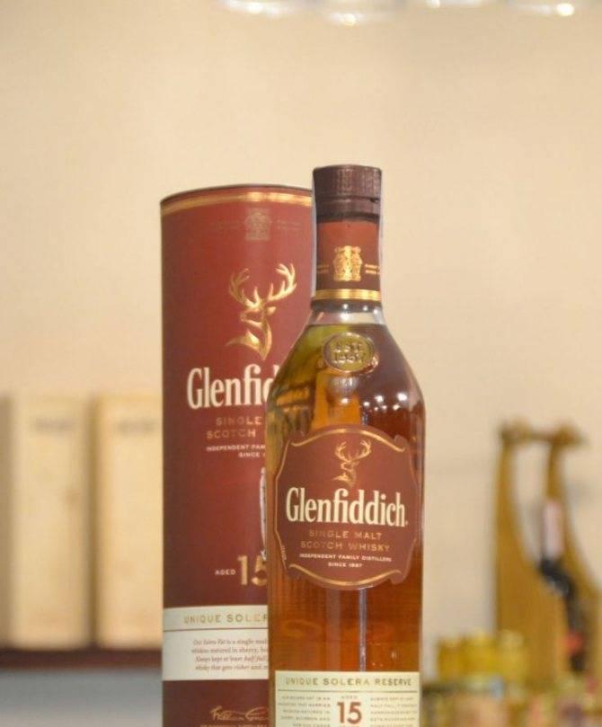 Виски glenfiddich: вкусовые особенности, обзор напитков бренда, рекомендации по дегустации