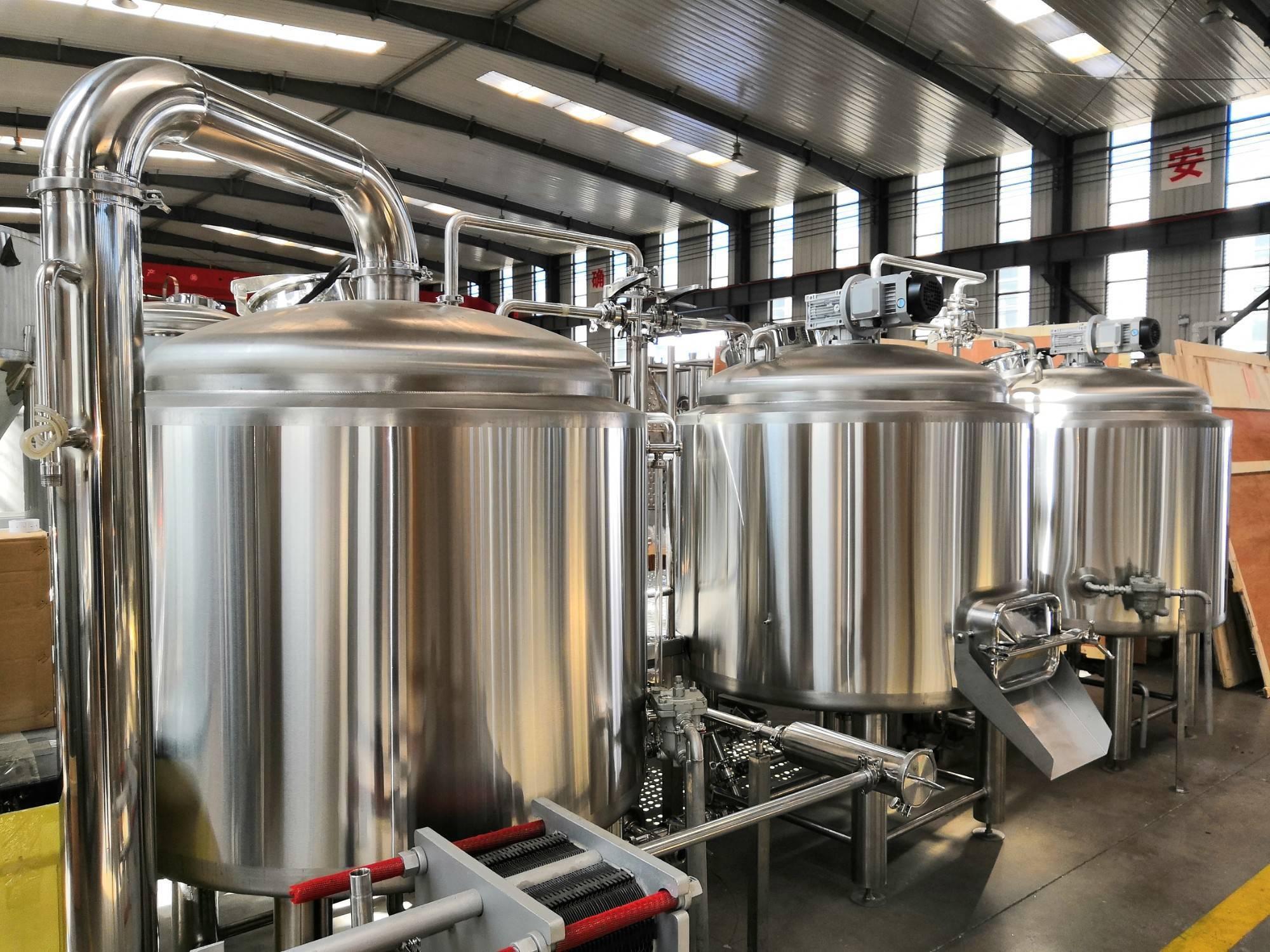 Технология пивоварения — раскрываем секреты