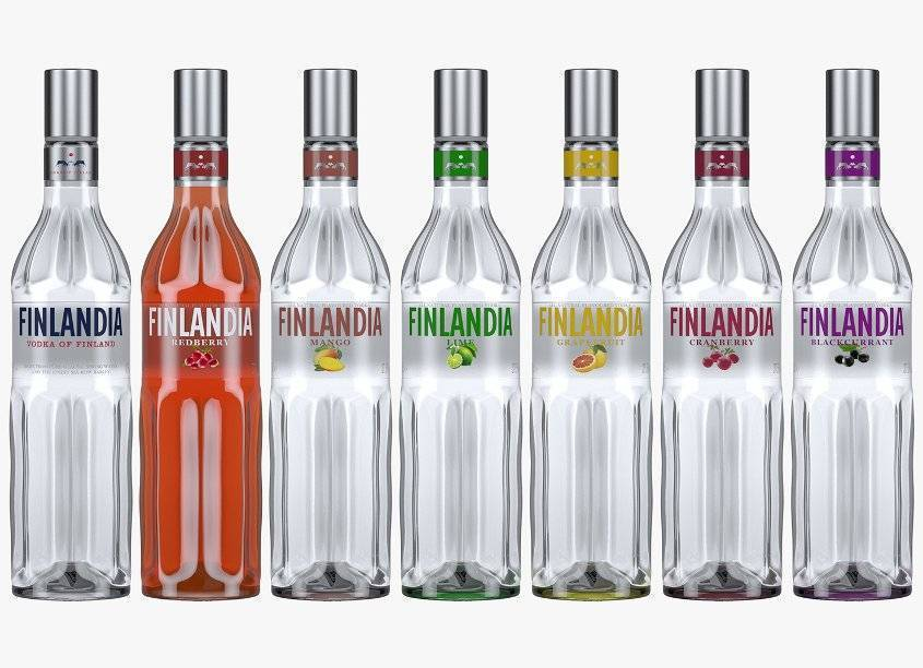 «finlandia» как отличить оригинальную водку от паленой