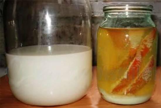 Как очистить молоком самогон, какой жирности взять