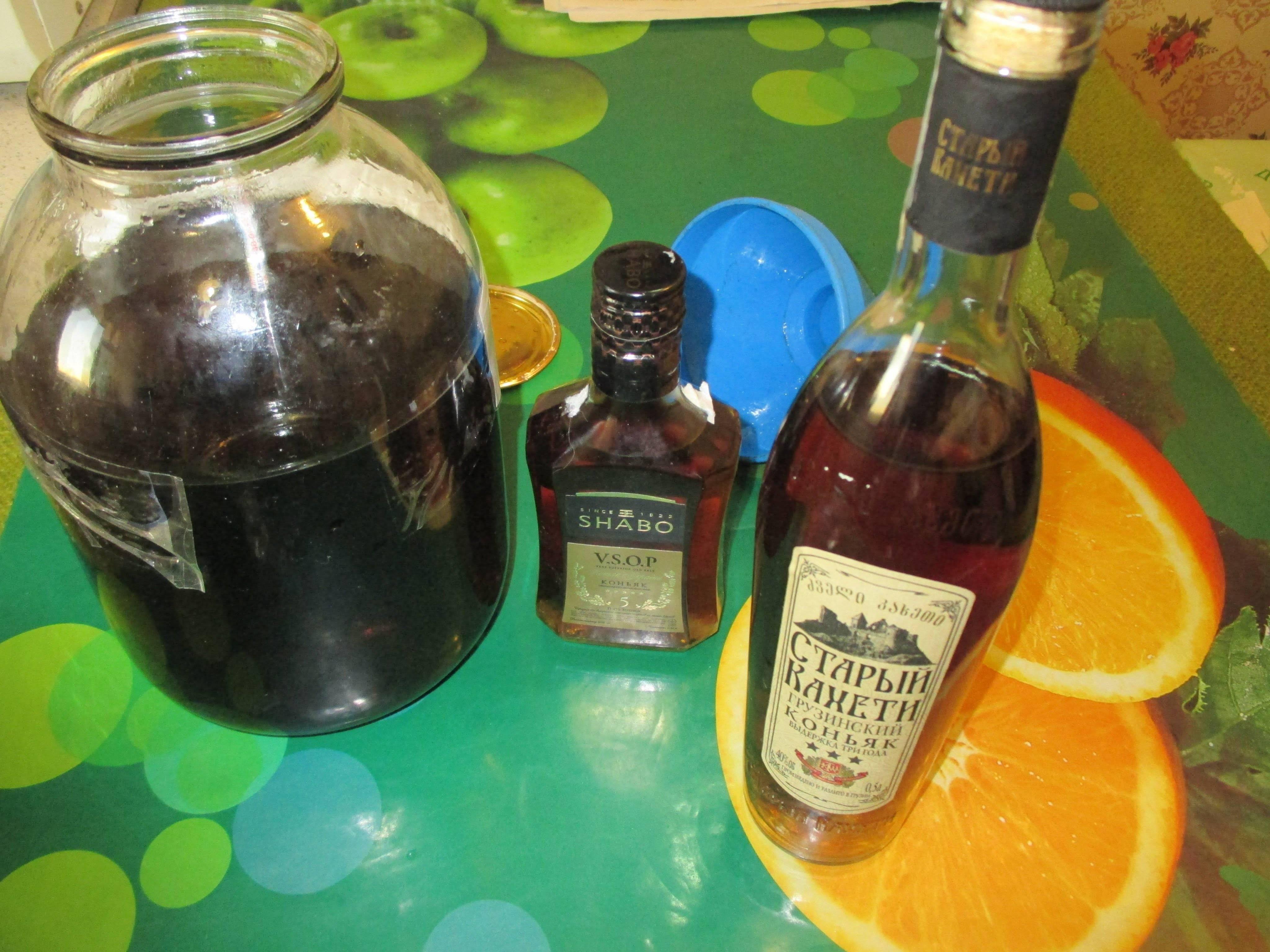 Домашний коньяк из водки: быстрый рецепт, правила приготовления