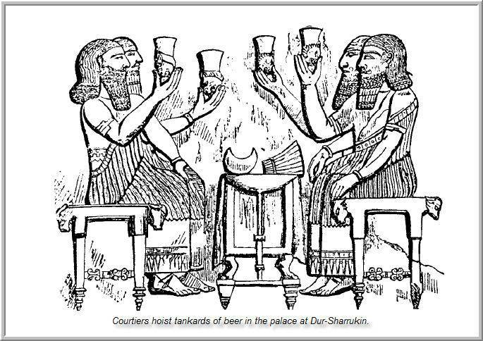 Кто придумал пиво? история появления напитка