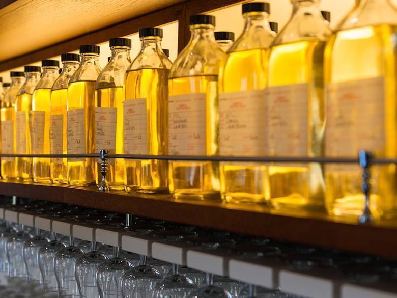 Виски шотландский купажированный: самые популярные марки
