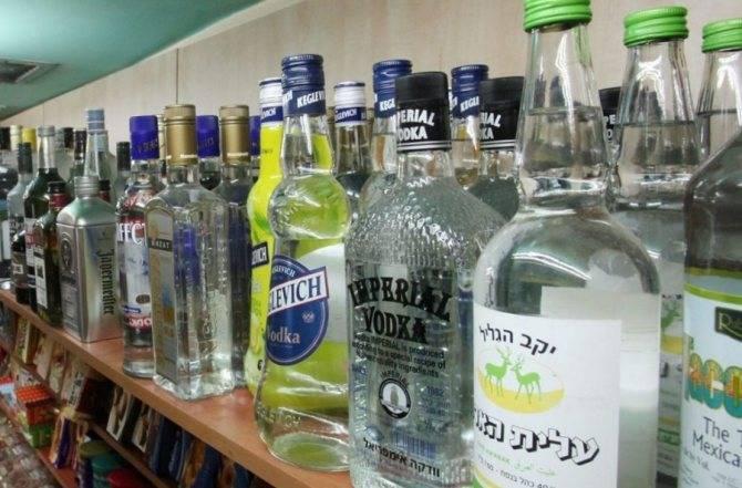 Еврейская водка пейсаховка рецепт — история алкоголя