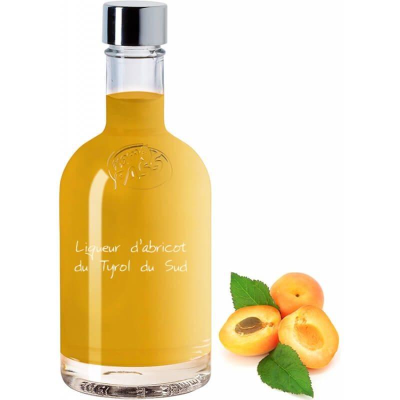 Рецепт приготовления абрикосового ликера