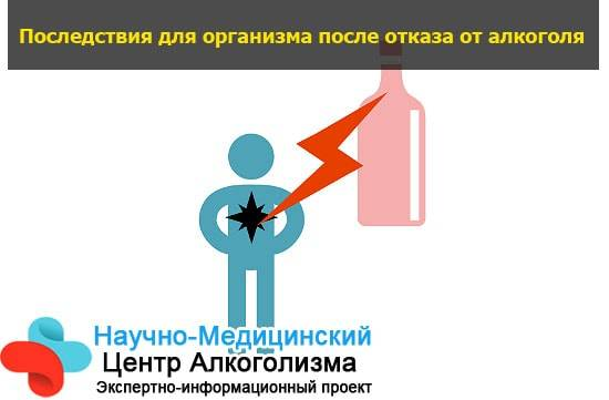 Отказ от алкоголя: что будет происходить с вашим организмом?