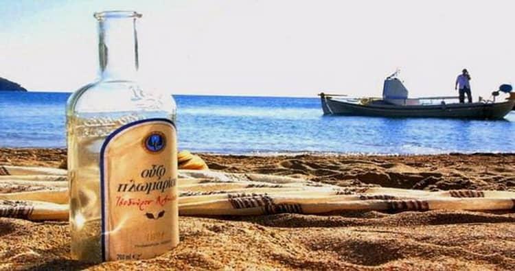 Обзор греческой водки Узо