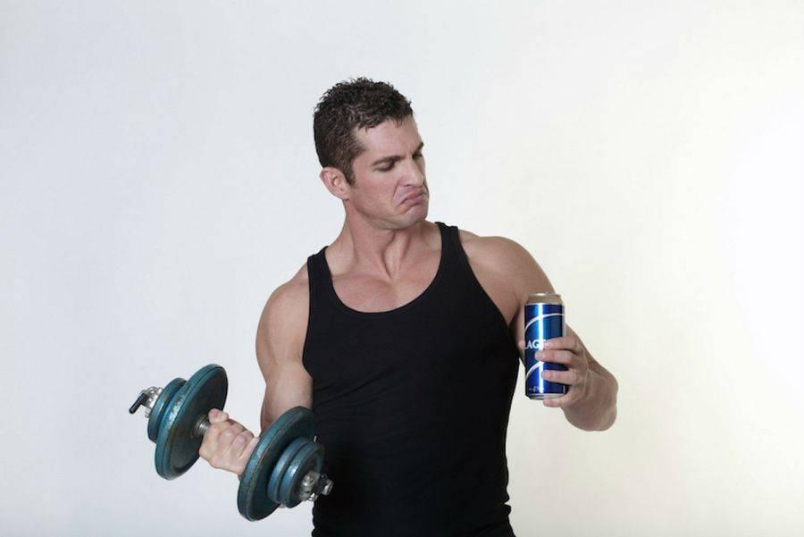 Алкоголь и спорт: можно ли пить спортсменам?