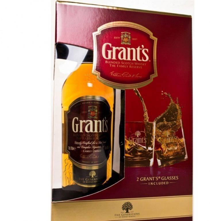 Все о виски grants