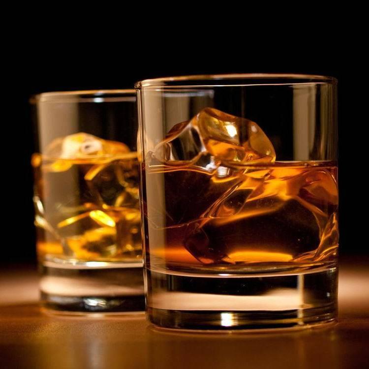 Коктейли с виски в домашних условиях