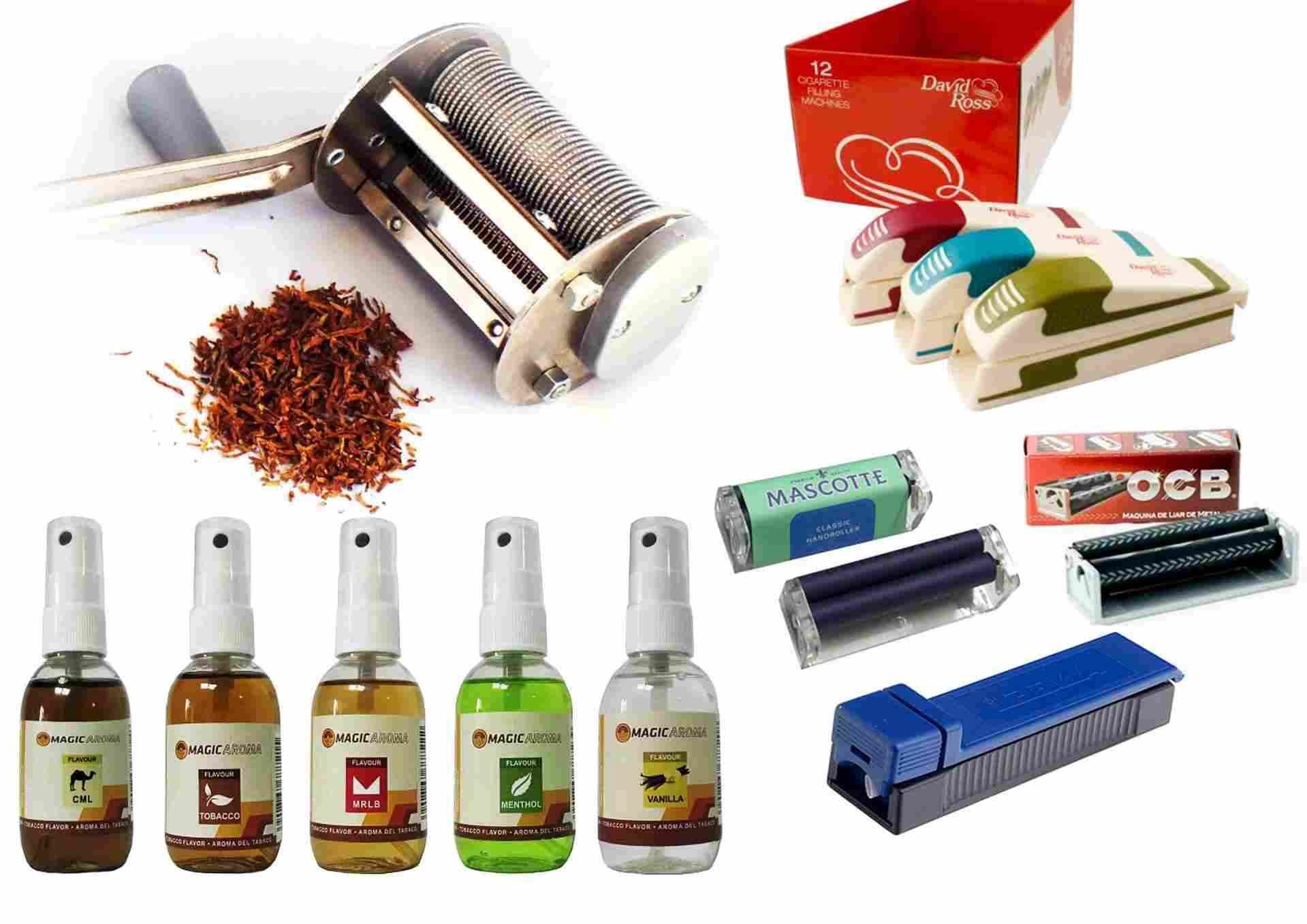 Ароматизация табака эфирным маслом - рыболовный караван