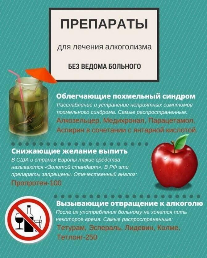 Препараты от алкоголизма, принципы действия на организм