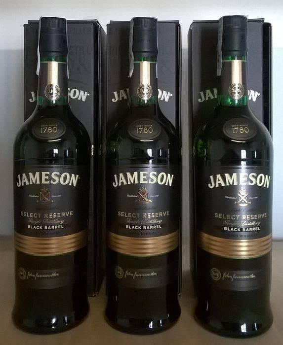 Ирландский виски джемесон — как выбрать и как пить