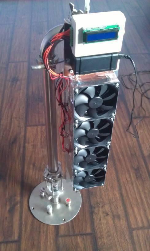 Система автономного охлаждения самогонного аппарата