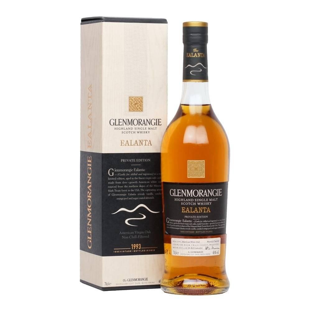 Виски glenmorangie (гленморанжи) – описание и виды марки