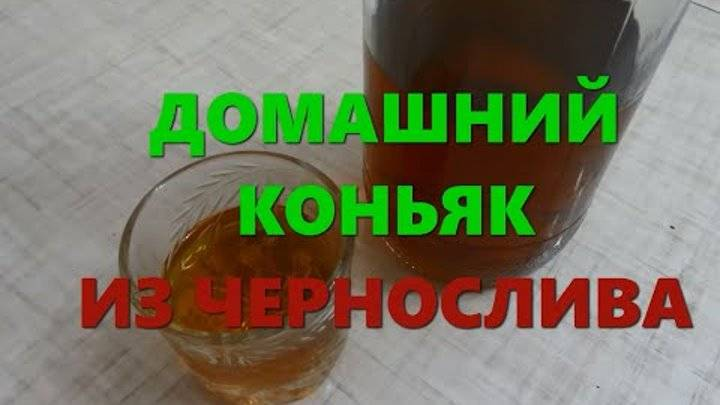 Рецепт коньяка из спирта в домашних условиях