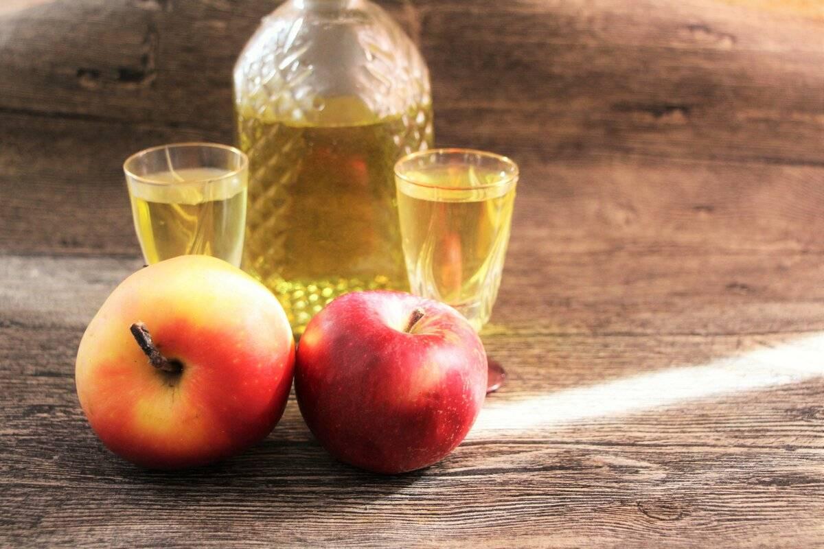 Настойка из яблок дома – рецепты на водке, спирту и иже с ним
