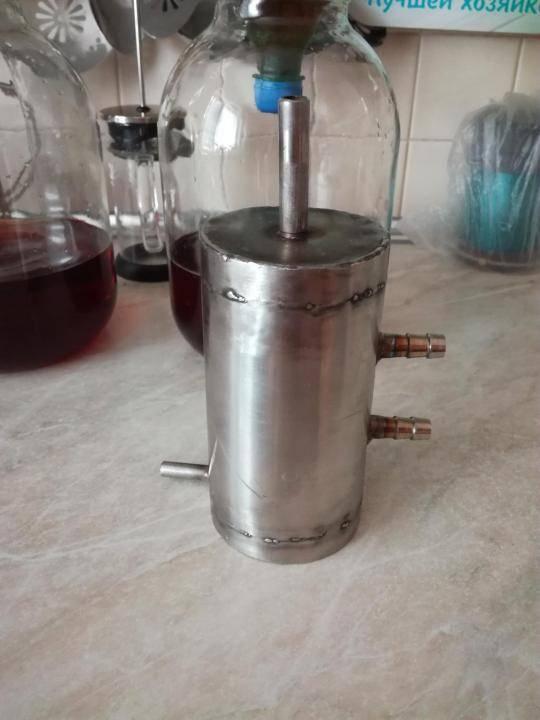 Как изготовить холодильник для самогонного аппарата своими руками из медной трубки +видео