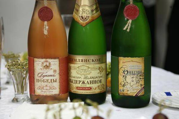 Вино цимлянское: описание, цены и отзывы покупателей. история цимлянского завода игристых вин