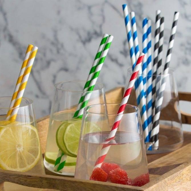 Зачем в коктейлях две трубочки секреты приготовления напитков - вкусные рецепты от ecofoodferma.ru