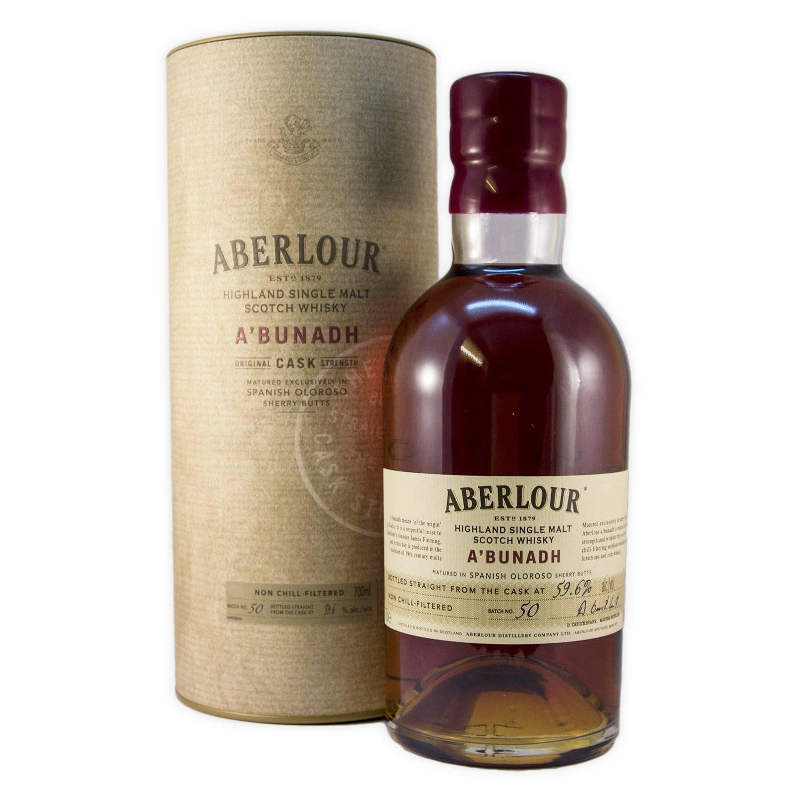 Виски «аберлауэр» (aberlour) 12 лет односолодовый 1л крепость 40% в п/уп