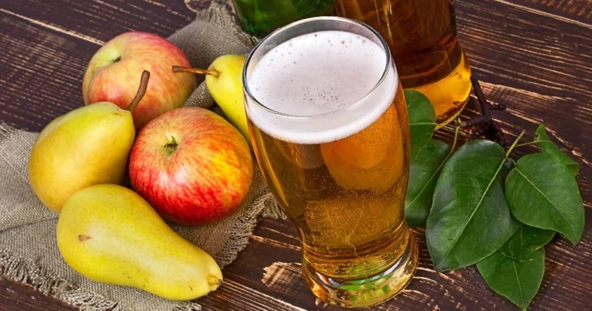 Учимся правильно пить и закусывать сидр
