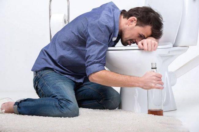 Как остановить рвоту после алкоголя в домашних условиях отравление.ру как остановить рвоту после алкоголя в домашних условиях