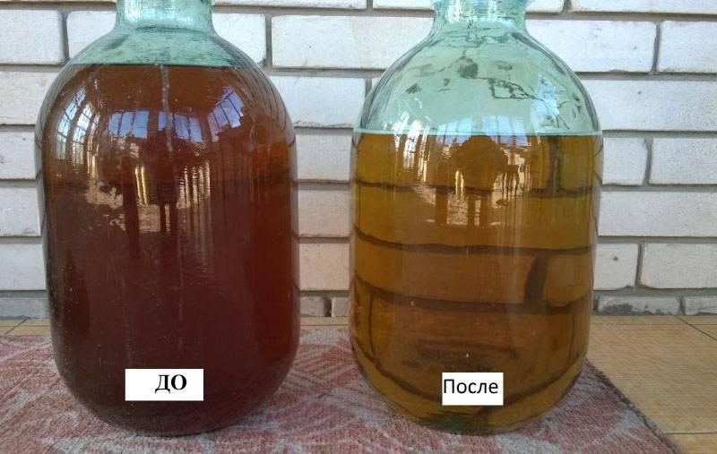 Осветление вина: желатином, бентонитом, инструкция, очистка