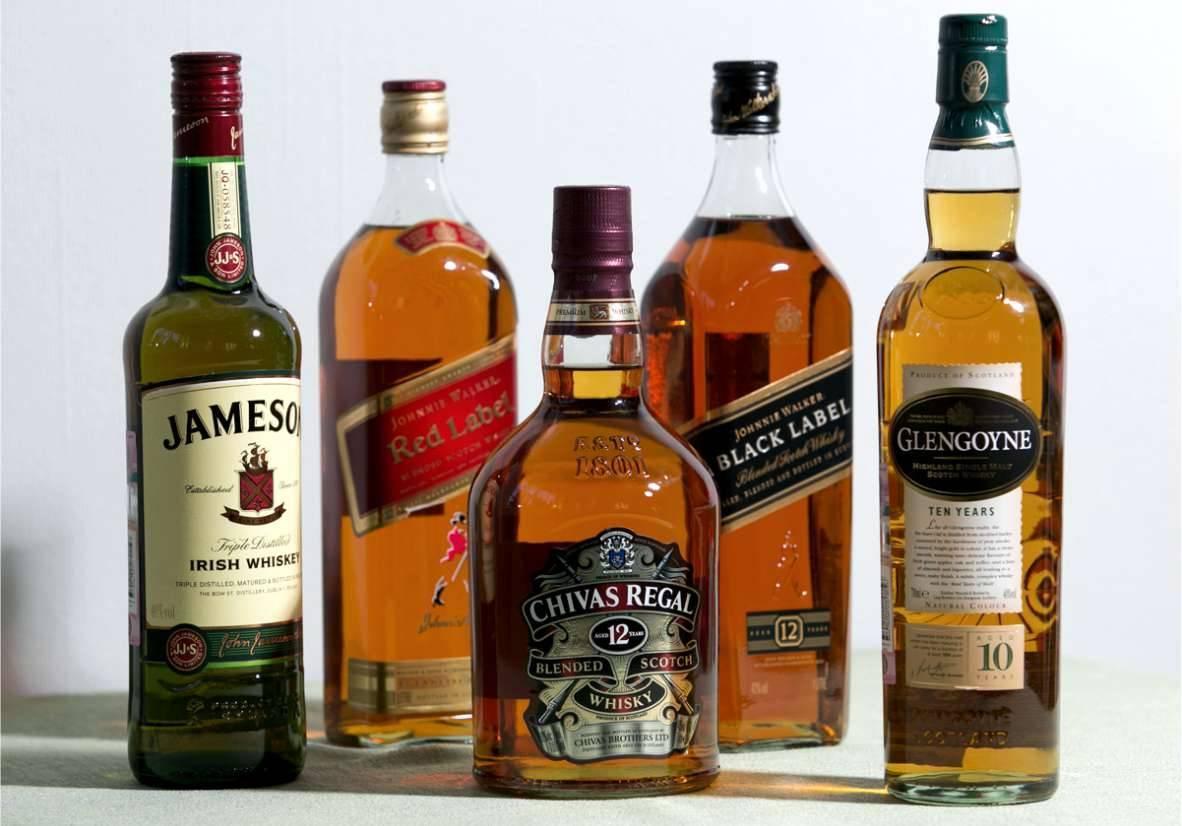 Односолодовый купажированный виски- технологический процесс производства на какой праздник лучше всего дарить дорогой напиток? +фото и видео