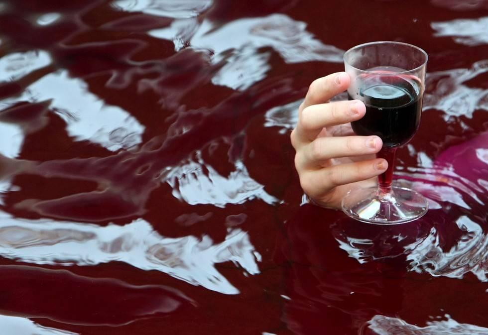 Энотерапия – лечение организма вином