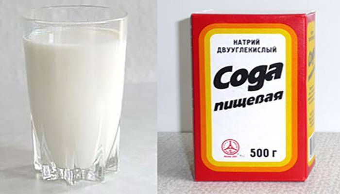 Воздействие пищевой соды при похмелье