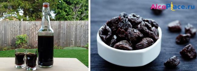 Популярные и лучшие рецепты на черносливе. как приготовить вкусную настойку на самогоне в домашних условиях?