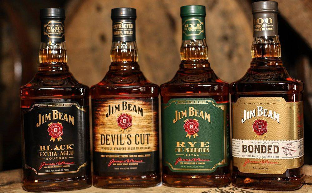 Обзор виски jim beam devil's cut