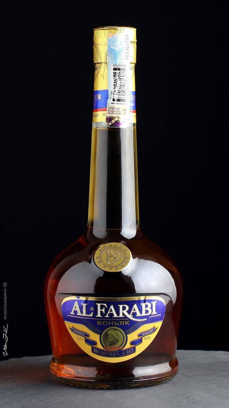 Коньяк аль фараби появился в россии: описание, отзывы и цена