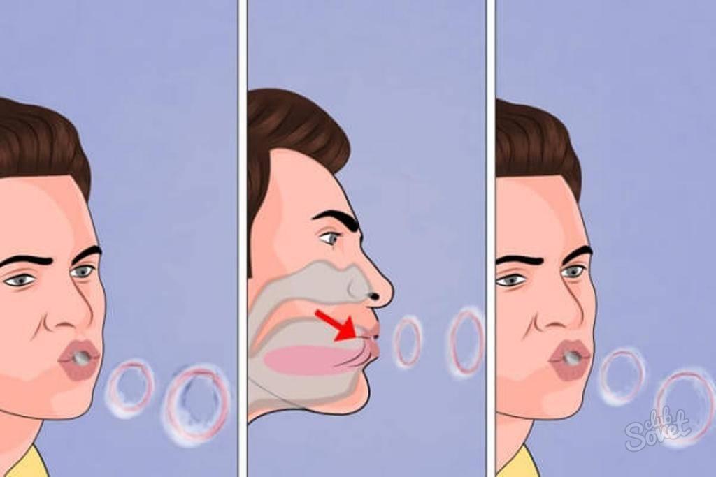 Как пускать кольца из дыма электронной сигареты