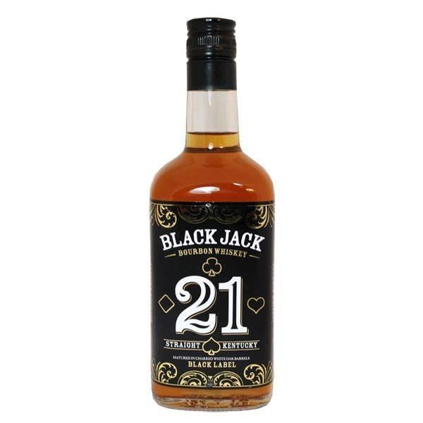 Обзор алкогольного напитка (имитации виски) black jack (блэкджек)