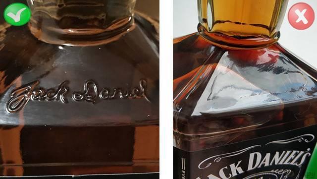 Как отличить виски от подделки: фото джек дэниэлс, джемисон, ред лейбл, баллантайнс, грантс, настоящие основы jameson, bells original, jack daniels и иных оригиналов