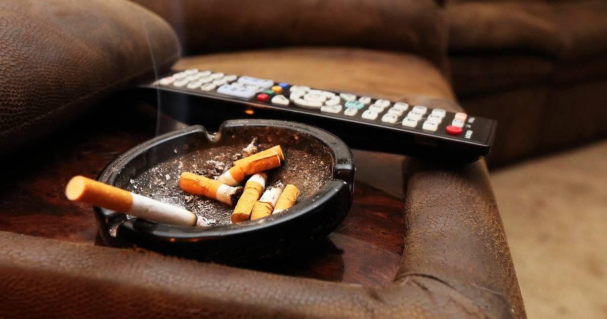 Как избавиться от запаха сигарет в квартире быстро и не дорого?