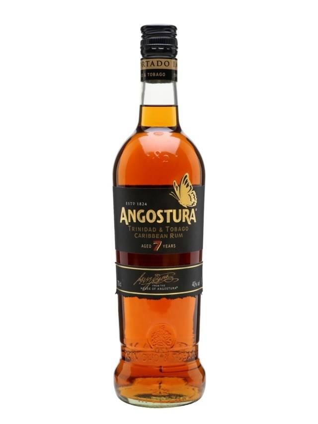 Ром angostura (ангостура): описание, отзывы и стоимость