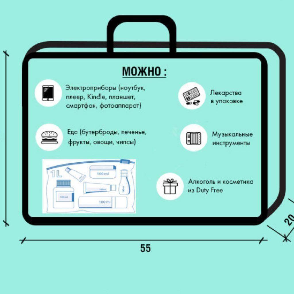 Приложение 3. правила перевозки жидкостей и других видов опасного багажа